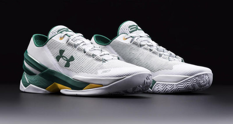 Under Armour Curry Two Low Bay Area Pack