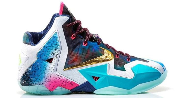 What the Nike LeBron 11