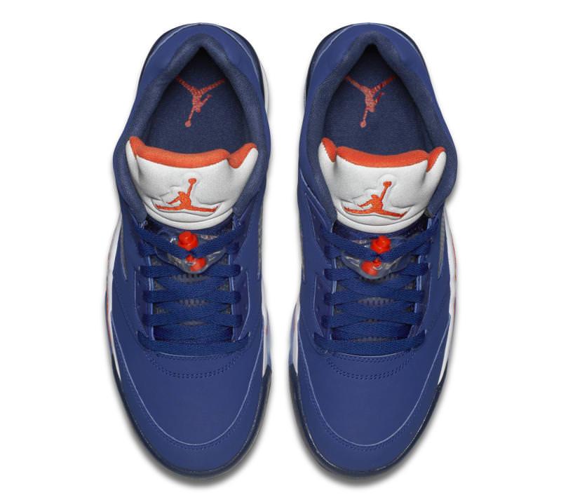 6b31fa4a583981 Air Jordan 5 Low Knicks Air Jordan 5 Low Knicks