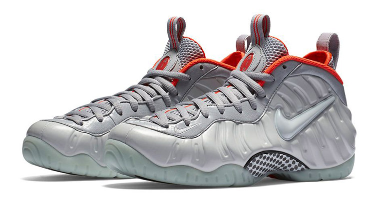 """Nike Air Foamposite Pro """"Platinum Pro"""" Releases this Week"""