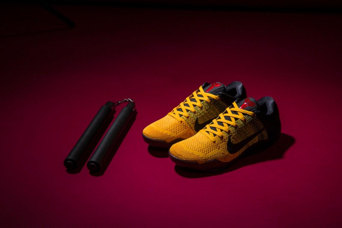 0a3d599bd72a ... Nike Kobe 11 Bruce Lee ...