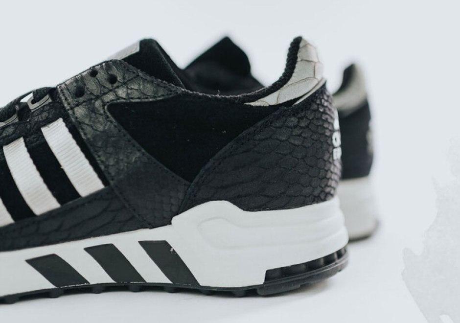 EQT Support ADV Adidas bb1300 black/black/turbo