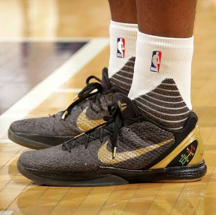 """Kobe Bryant's Nike Zoom Kobe Vi """"Black History Month"""""""