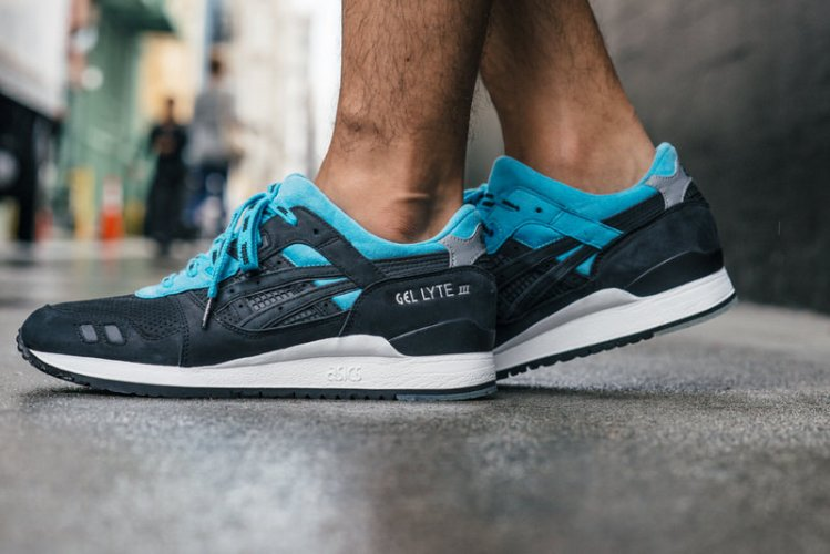 ASICS Gel Lyte III On-Foot Look