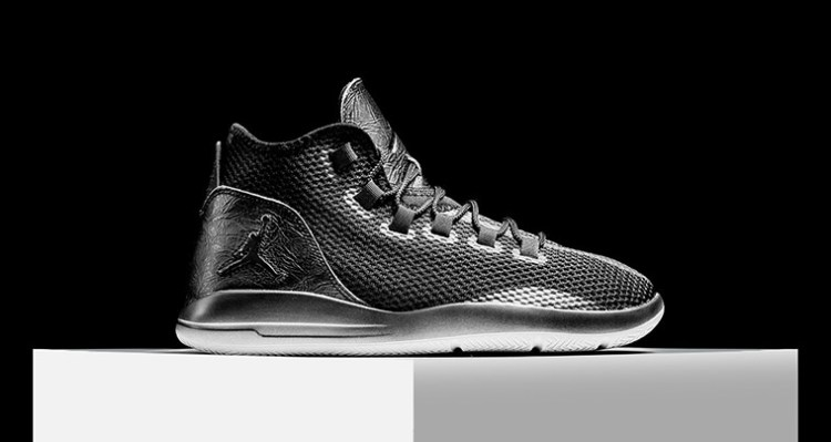 Jordan Reveal Premium Black Cool Grey
