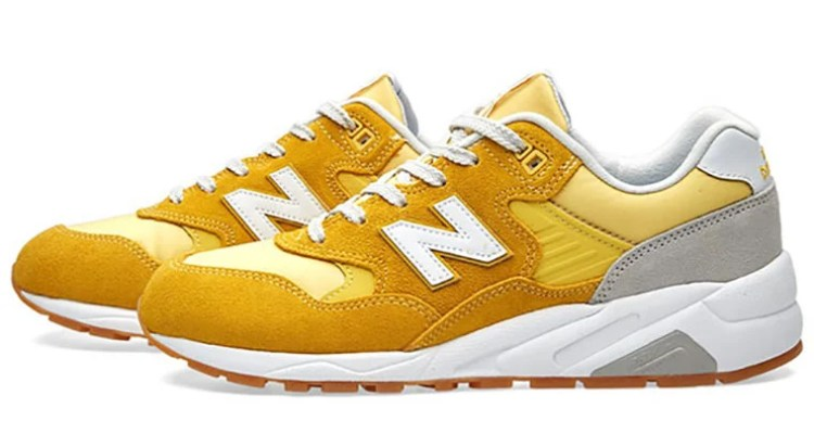 New Balance 580 Lemonade