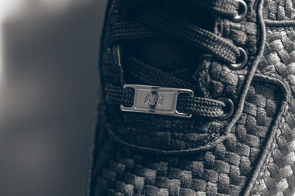 Nike Air Force 1 High Woven Black