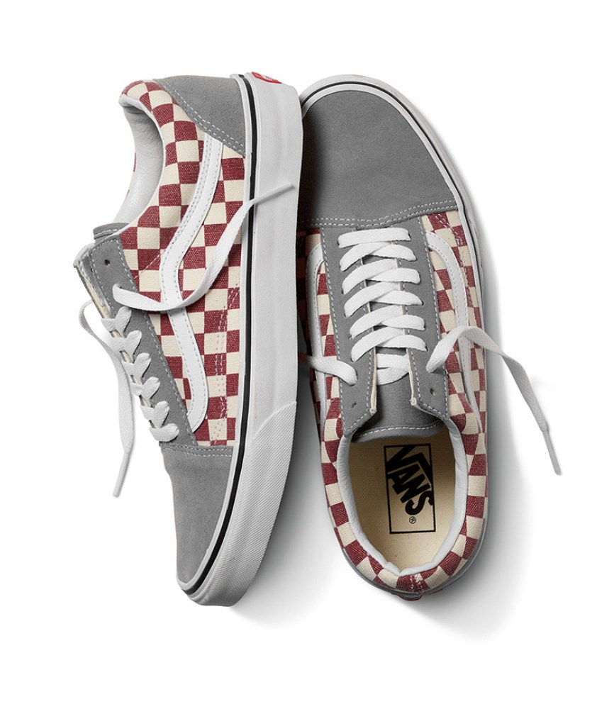 a36b9ada51b Vans Checkerboard Collection Pays Tribute to the Brands Iconic Motif ...