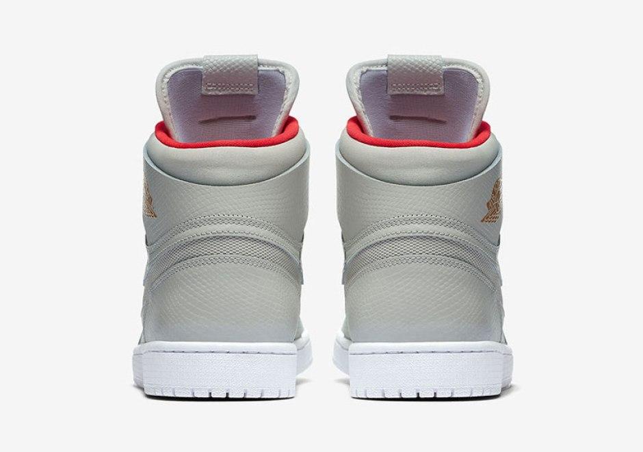 bcfe083565f7 ... Air Jordan 1 High Nouveau Pure Platinum