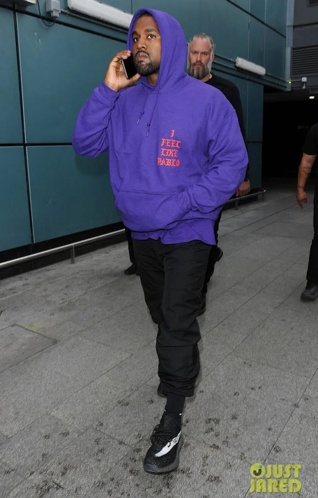 official photos 8361b 37ef4 A History of Kanye Wearing Yeezys | Nice Kicks