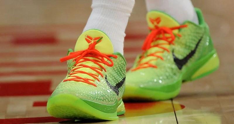 #KobeWeek // Every Sneaker Kobe Bryant Played In
