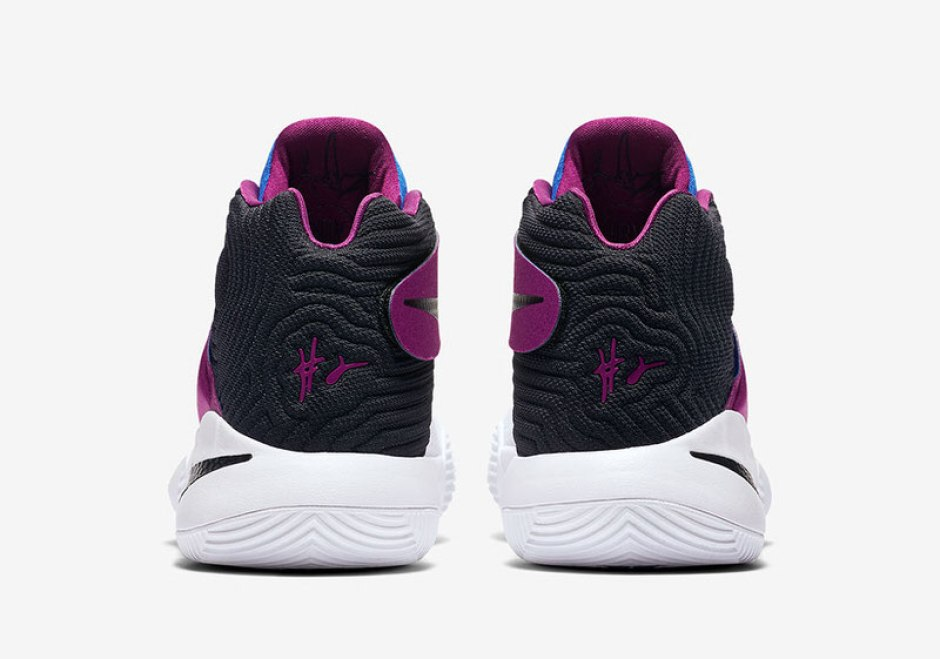 low priced 697eb d79e7 new New Nike Kyrie 2 Draws Inspiration from Air Flight Huarache Colorway