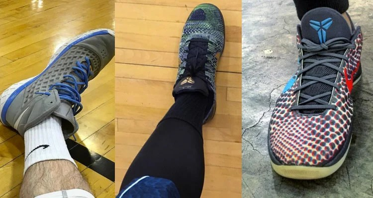 #KobeWeek: 20 of our Favorite On-Foot #MambaDay Photos On Instagram