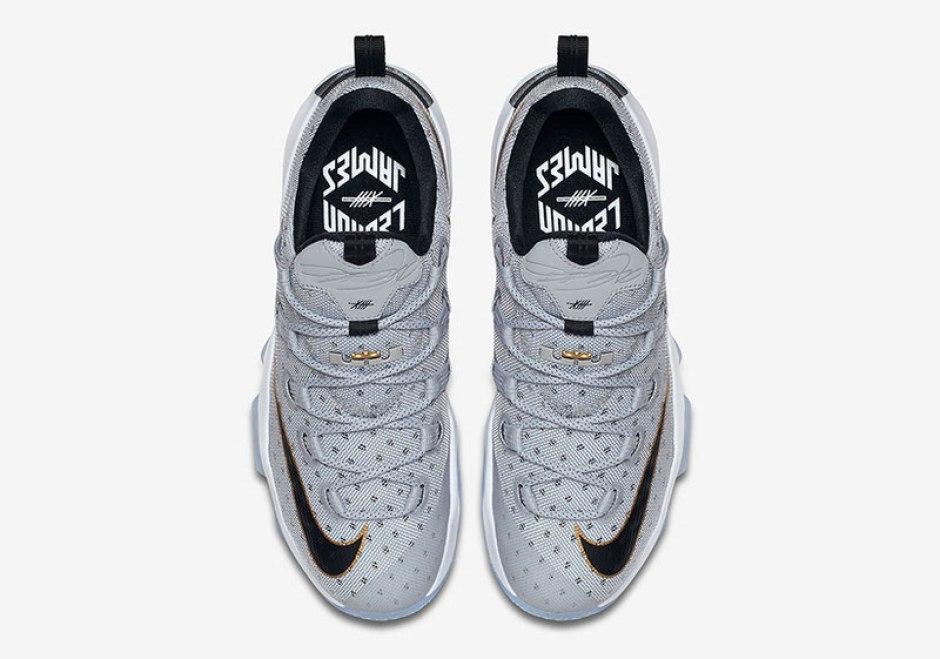 Nike LeBron 13 Low Cool Grey