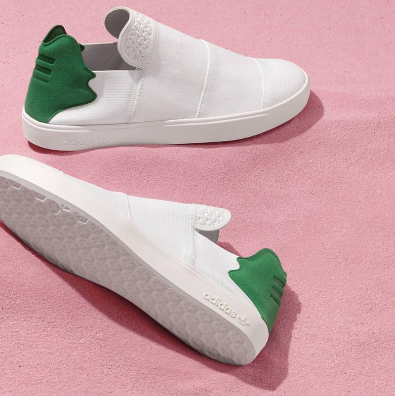 Pharrell Williams x adidas Originals Pink Beach Collection