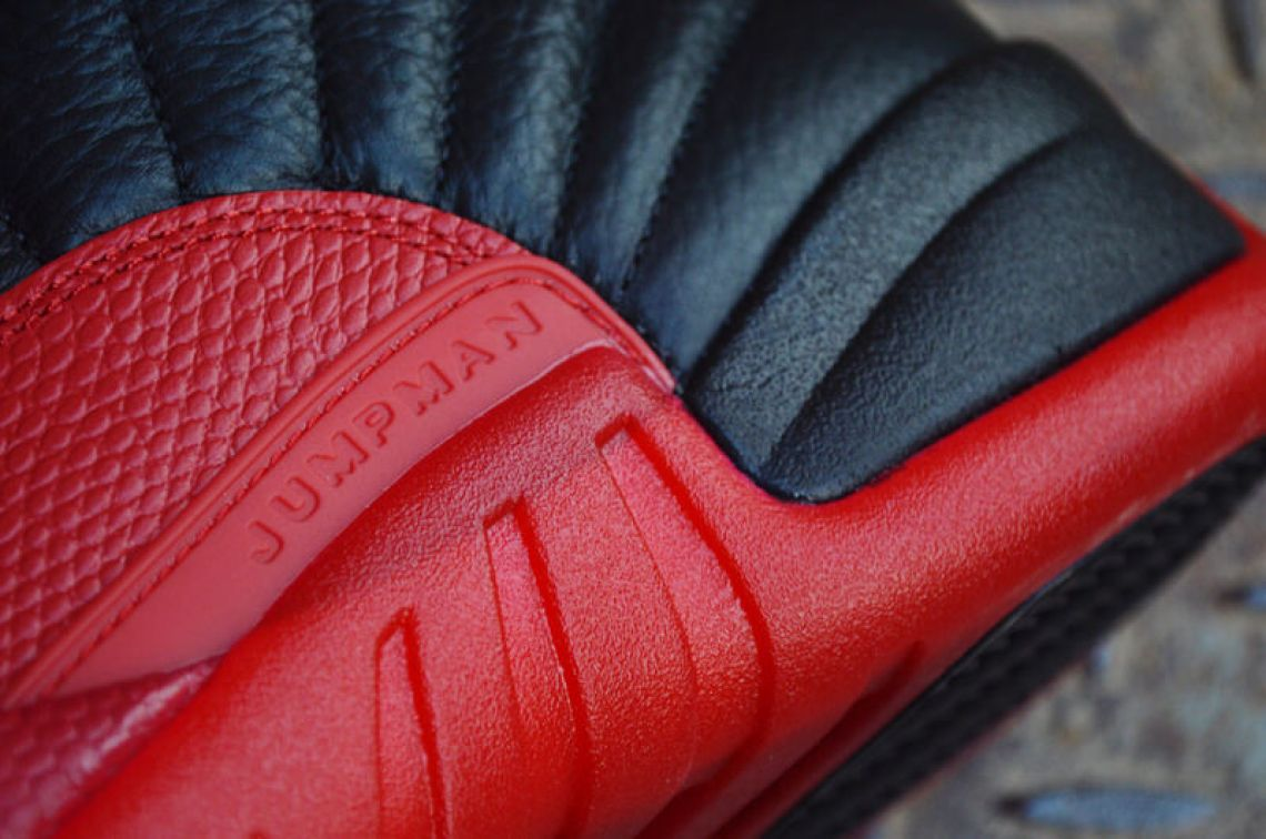 1200 Air Jordan XII 12 Flu Game Retro IMG_0888