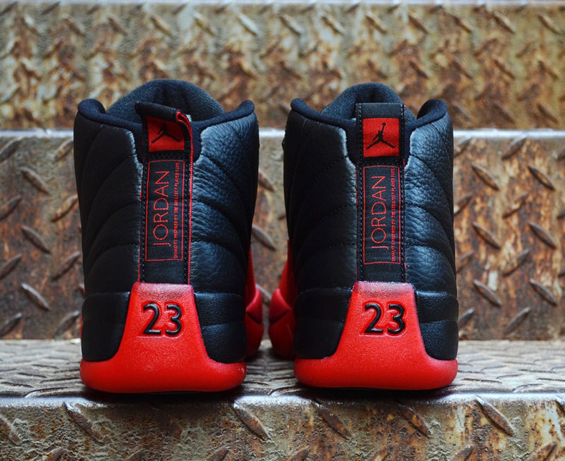 1200 Air Jordan XII 12 Flu Game Retro IMG_0891