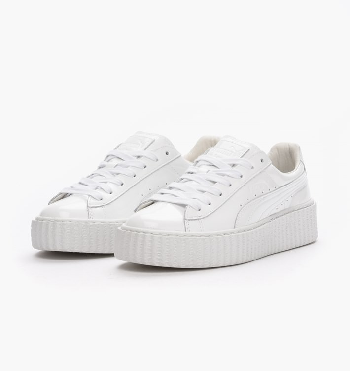 new concept 2be10 f2086 Rihanna x PUMA Suede Creepers