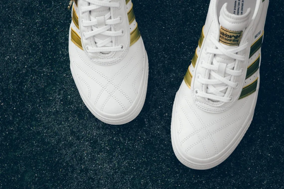 new product 2f831 78dc4 ... adidas Adi Ease Premiere Away Day White Gold