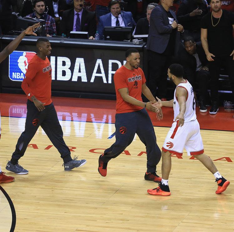 Cleveland+Cavaliers+v+Toronto+Raptors+Game+oieFALuvJksx