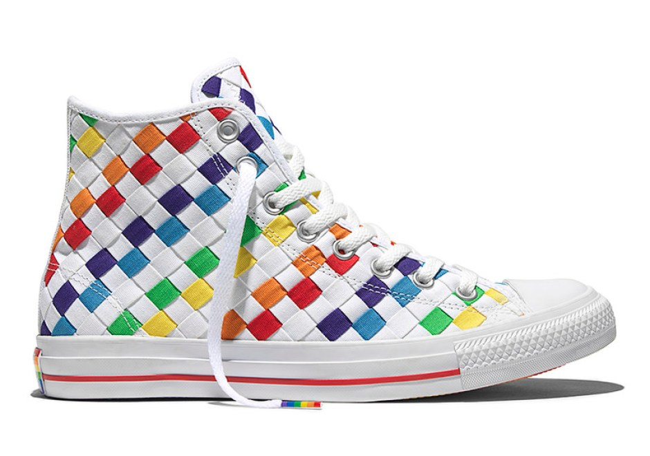 ce0b89892083 Converse Chuck Taylor 2016 Pride Collection Celebrates LGBTA ...