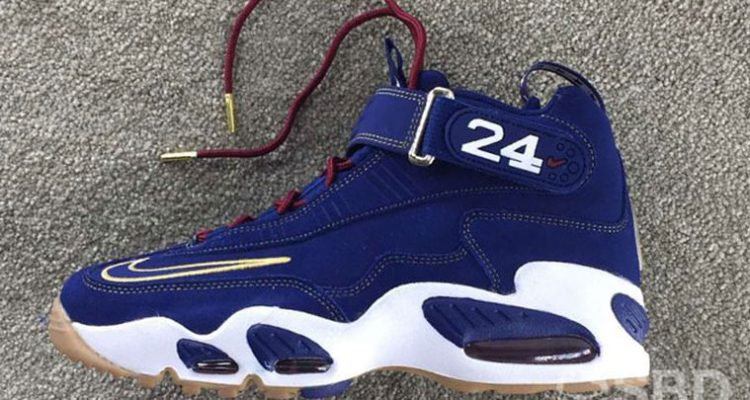 huge discount f7a61 1fd9f Nike Air Griffey Max 1 Olympic