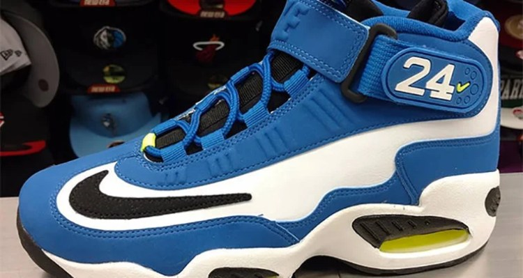 Nike Air Griffey Max 1 Varsity Royal