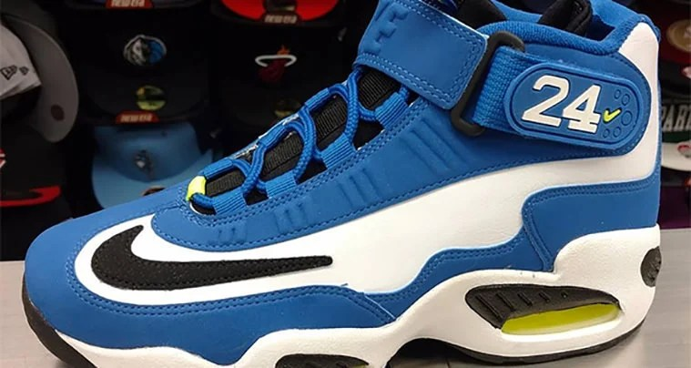 "the latest bb5fd 02f61 Nike Air Griffey Max 1 ""Varsity Royal"" Release Date"