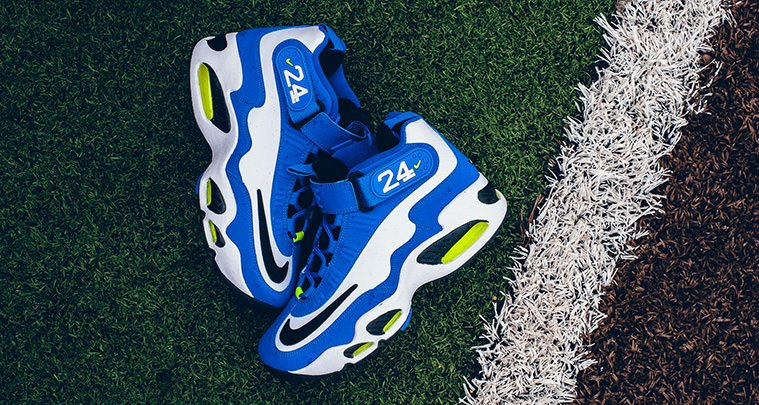 "quality design d8c2c 7b4f0 Nike Air Griffey Max 1 ""Varsity Royal""    Available Now"