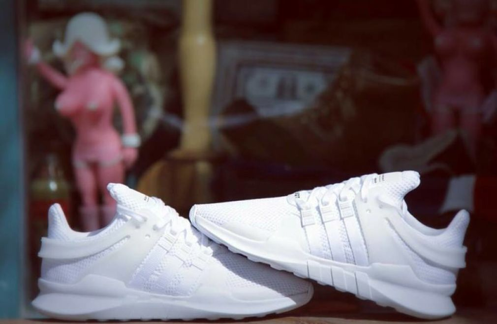 newest 2104f 158fd adidas EQT 91 16 Triple White