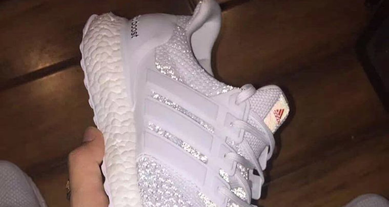 Adidas Ultra Boost White 3m