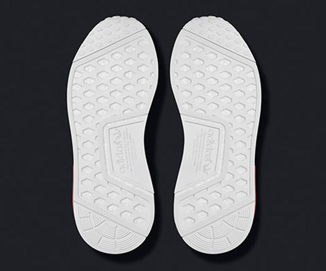 Adidas Nmd Og R1 Pk In Bianco - $ 170 lZmn4c0