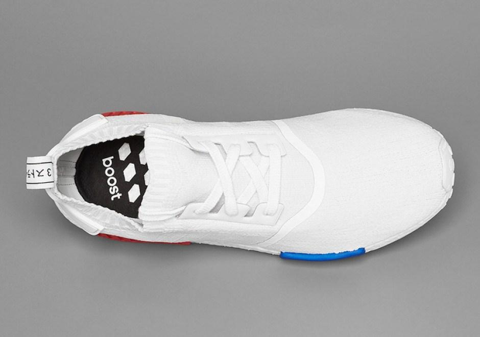 adidas NMD R1 OG White