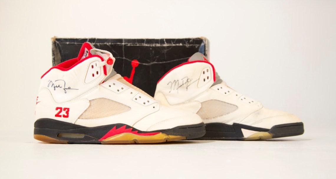 official photos eefae b0cb5 Air Jordan 5 Fire Red Nike Air Release Date | Nice Kicks