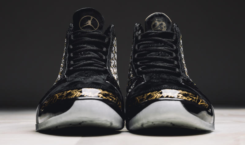 Trophy Room x Air Jordan XX3 Black