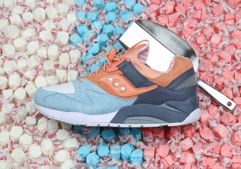 34b816f187ea Premier x Saucony Grid 9000 Sweets Premier x Saucony Grid 9000 Sweets