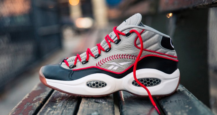 "3710d22dcc2 Reebok is Talkin  Bout ""Practice"" on the Newest Question Colorway"