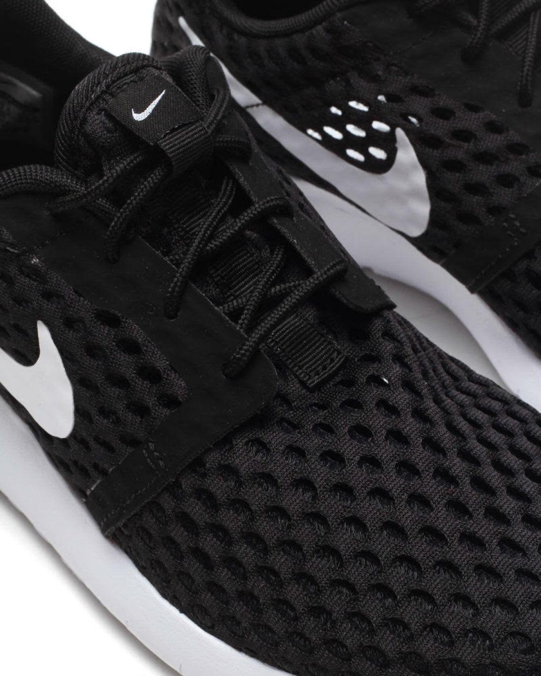 brand new 39e24 ebb88 Nike Roshe One Flight Weight GS Black/White // Available Now ...