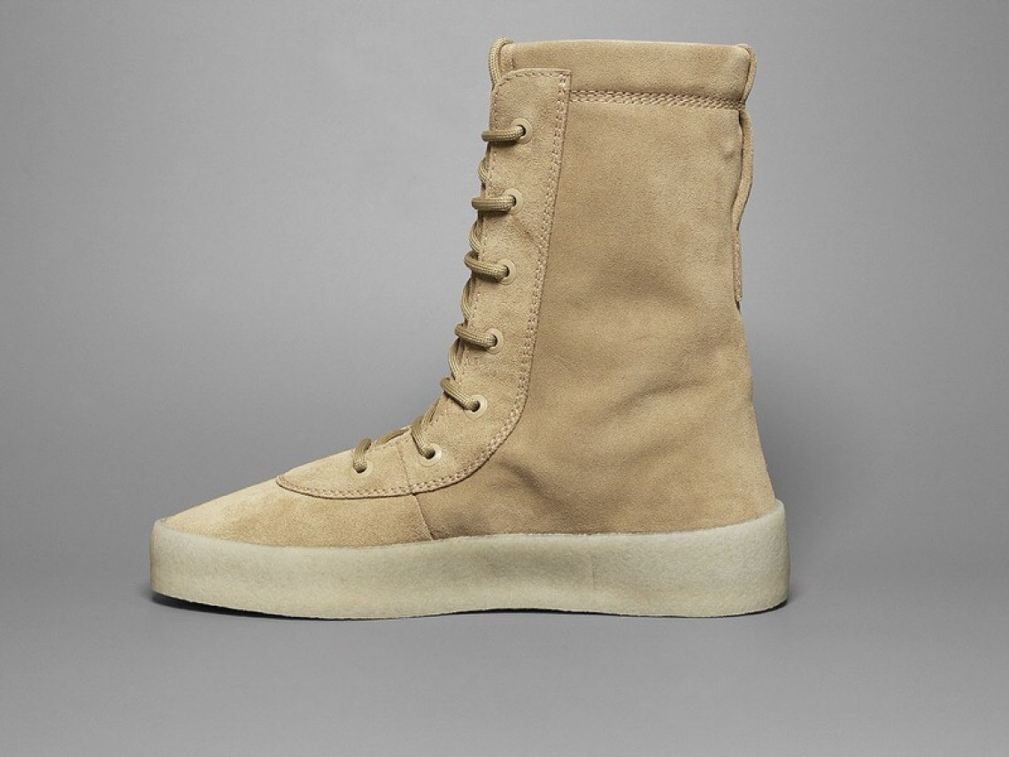 29644927f7b2a YEEZY Season 2 Crepe Boot Arriving at Retailers for June 6 Release ...