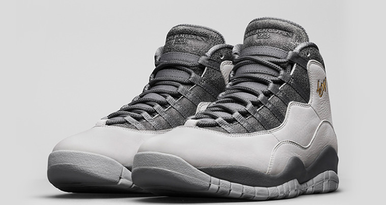 Air Jordan 10 Kicks Belle Nouvelle Version