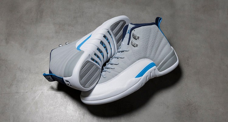 on sale 3dd55 1f086 Air Jordan 12 UNC