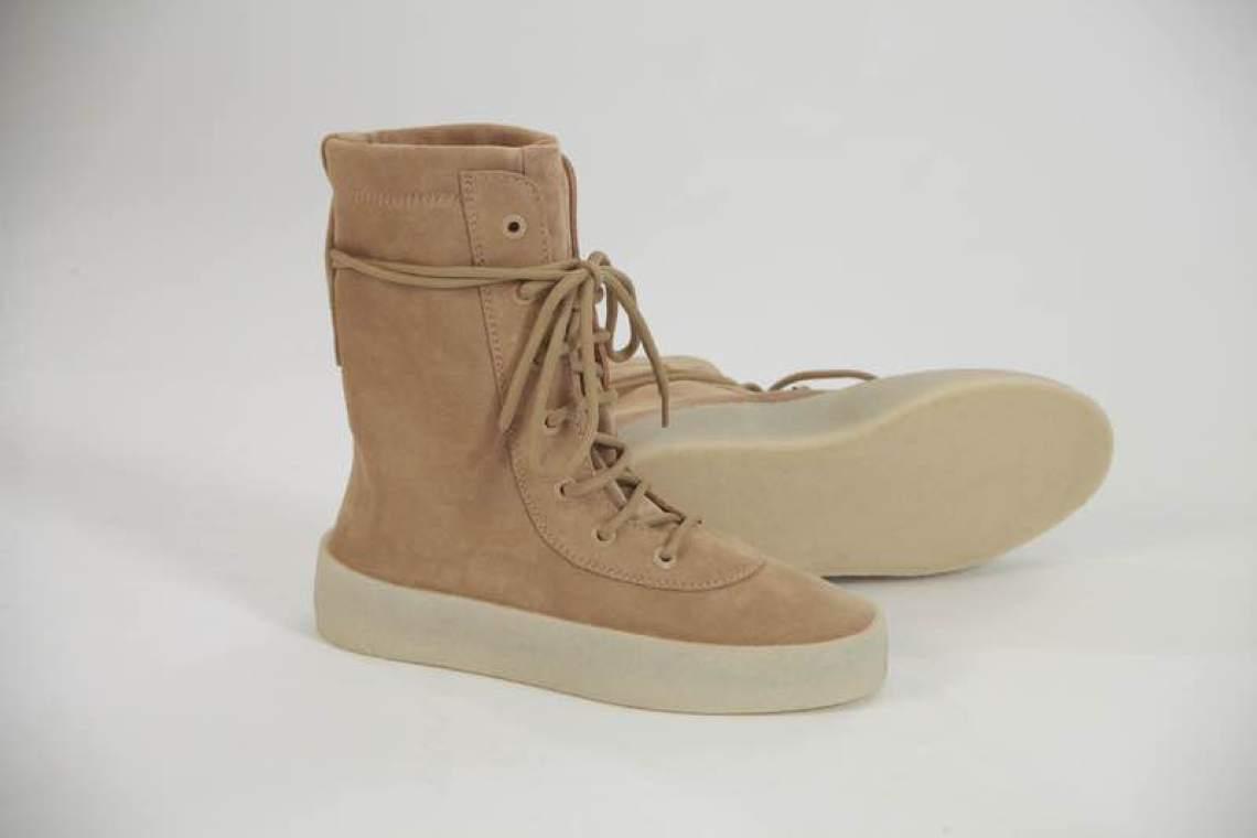 Yeezy Season 2 Crepe Boots