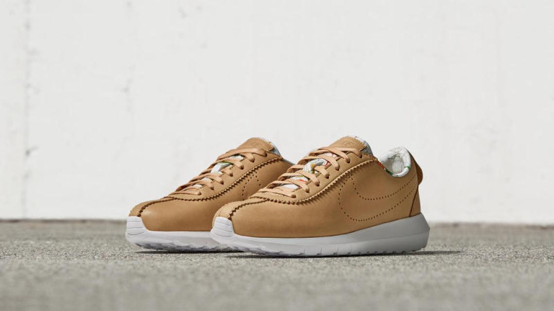 new arrival 9e256 ddfc3 Liberty x NikeCourt Cortez // First Look | Nice Kicks