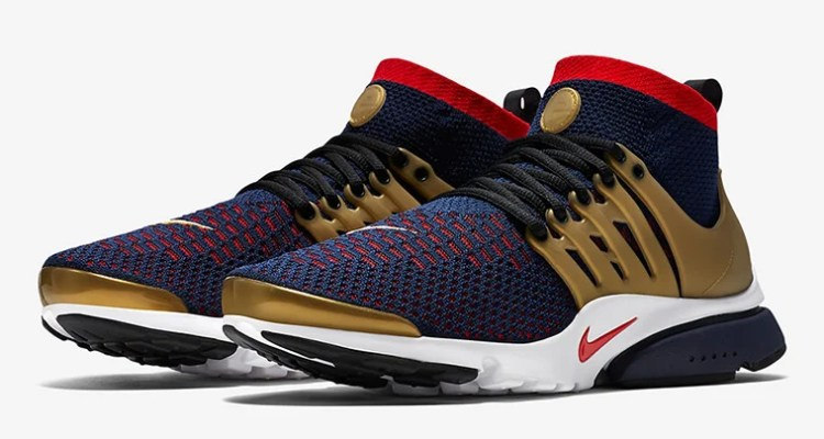 Nike Air Presto Ultra Flyknit Olympic