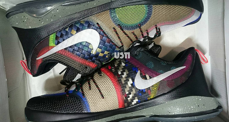 Nike KD 8 What The