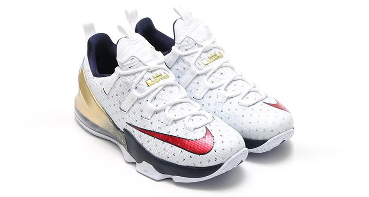 Nike LeBron 13 Low USA