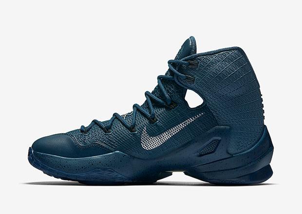 Nike LeBron 13 Elite Squadron Blue
