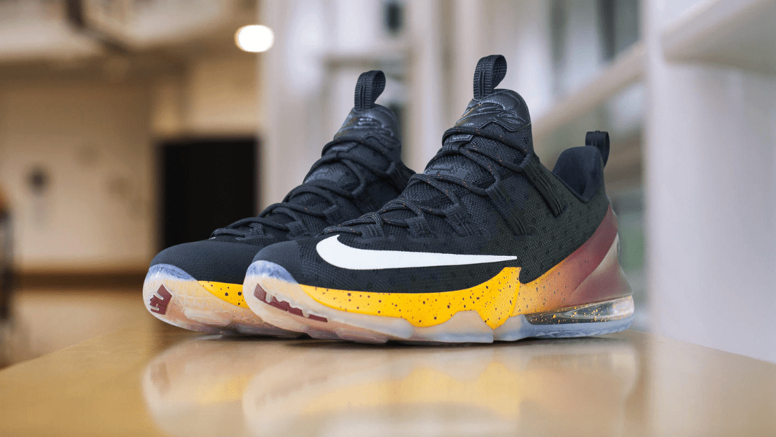 Nike LeBron 13 Low JR Smith PE