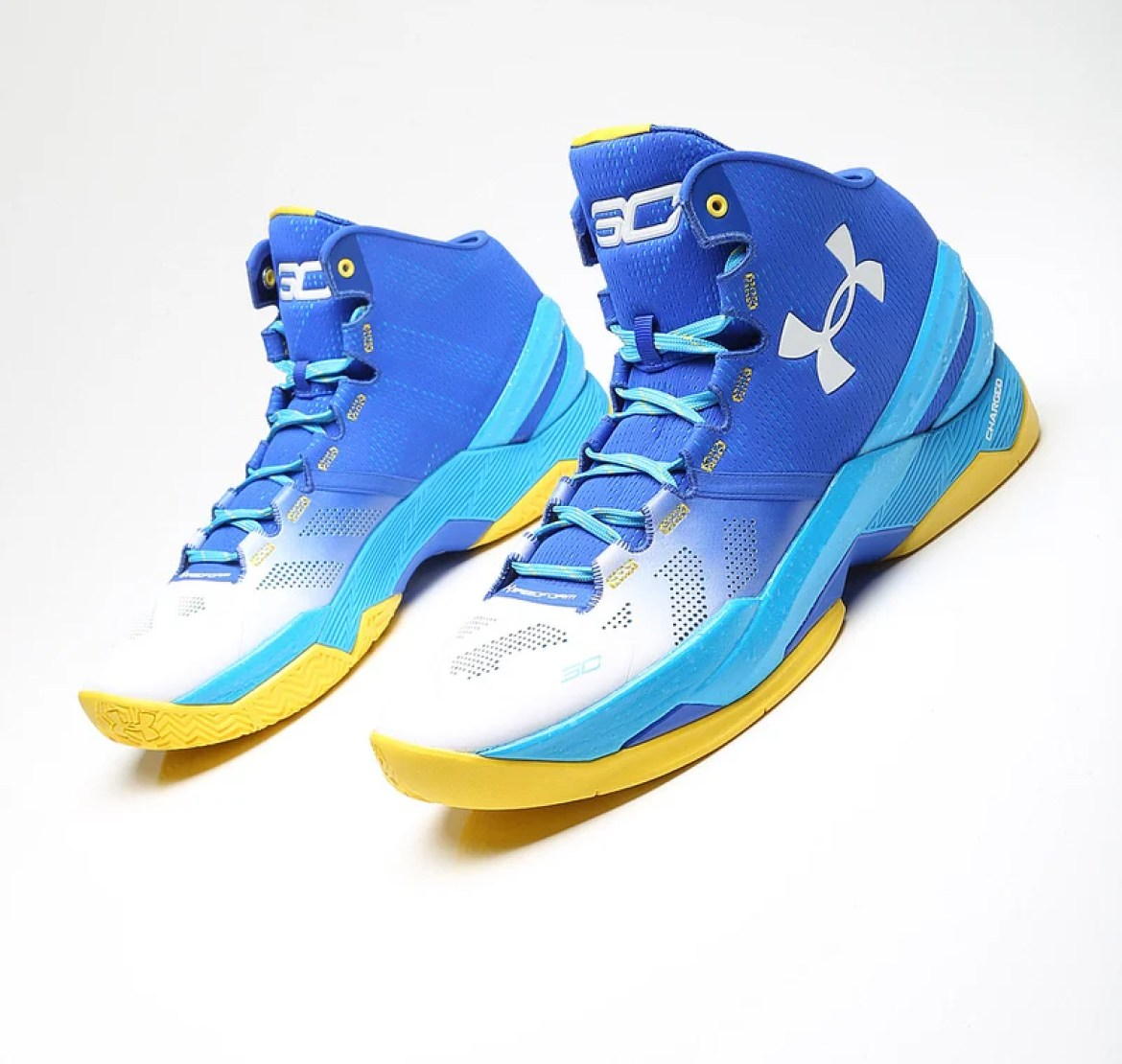 Steph Curry Under Armour Two Playoffs 1