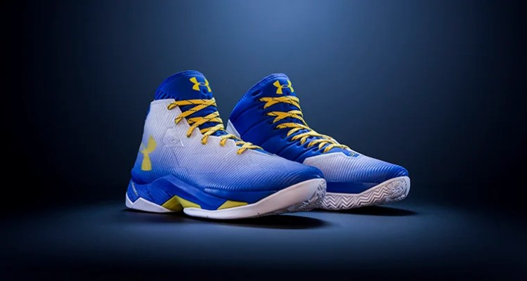 "Under Armour Curry 2.5 ""73-9"""
